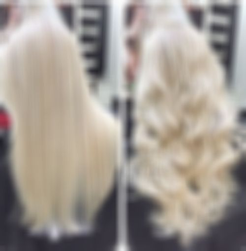 Lace Front Wigs Platinum Blonde Wig 613 Blonde With Dark Roots Lace Wig 360 Blonde