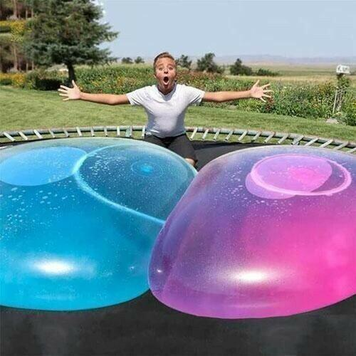 (Father's Day Sale-50% OFF) Amazing Water Bubble Ball