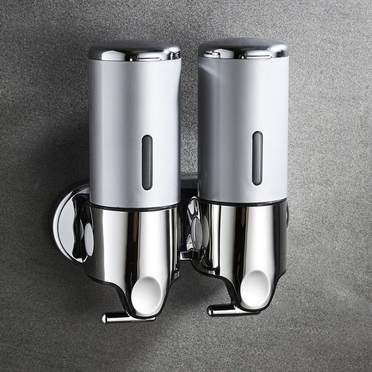 GEW™ High-Quality Stainless Steel Wall Shower Pump