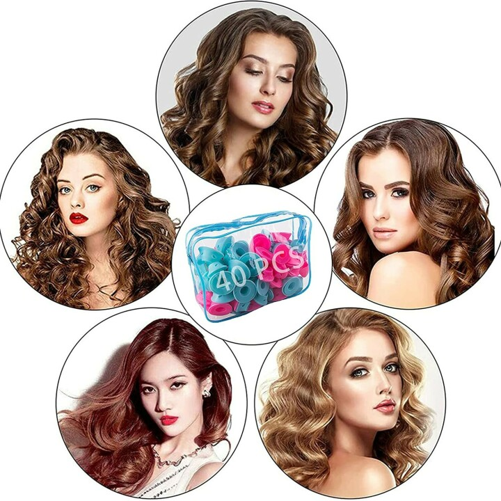 Silicone Hair Curlers-✨Make your hair more charming