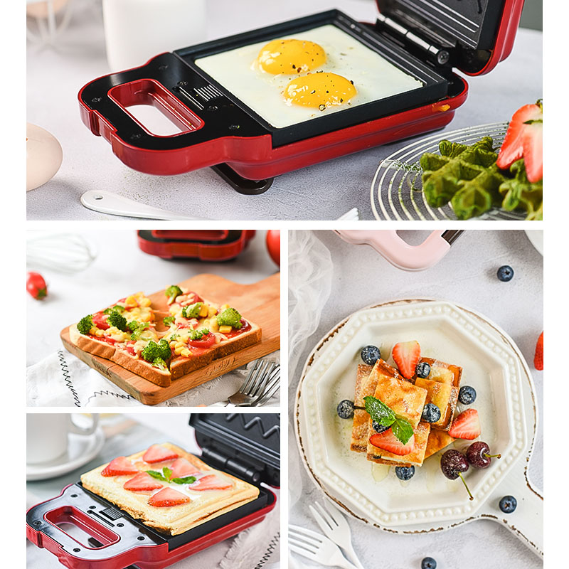 (Summer Discount 60%OFF-FREE SHIPPING)Multifunctional Home Breakfast Machine