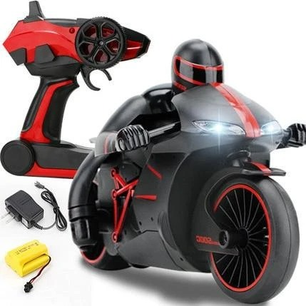 Speedy Race Lightning Remote Control Motorcycle w/ Rider(CHRISTMAS PROMOTION 50%&FREE SHIPPING )