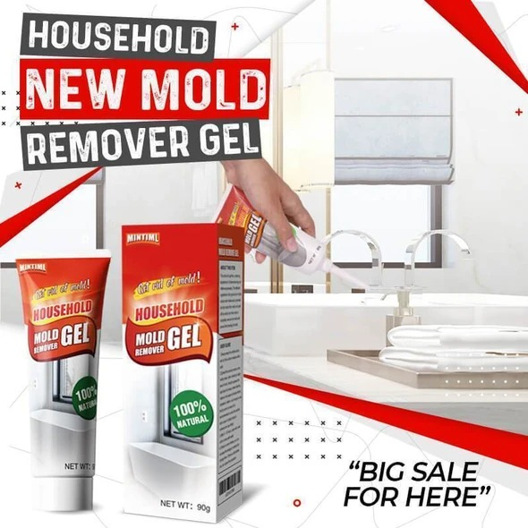 (Early Mother's Day Hot Sale-50% OFF) Mintiml Household Mold Remover Gel