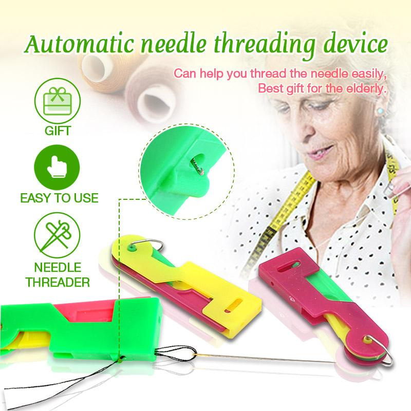 (Mother's Day Hot Sale-50% OFF) Auto Needle Threader
