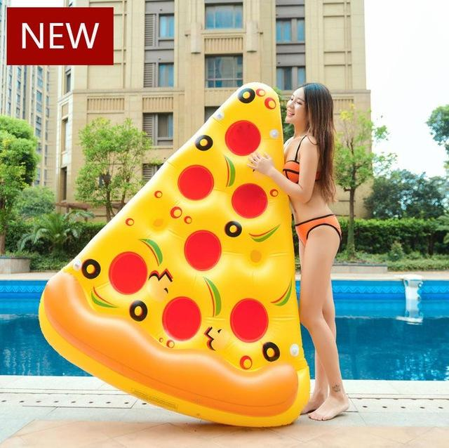 Swimming pool inflatable toys