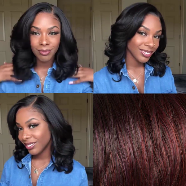 Special 50% Sales | 2021 Outre Melted Hairline Wave Wig