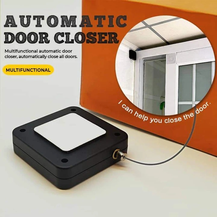 (CHRISTMAS PRE SALE - SAVE 50% OFF) Automatic Sensor Door Closer - Buy 2 Free Shipping