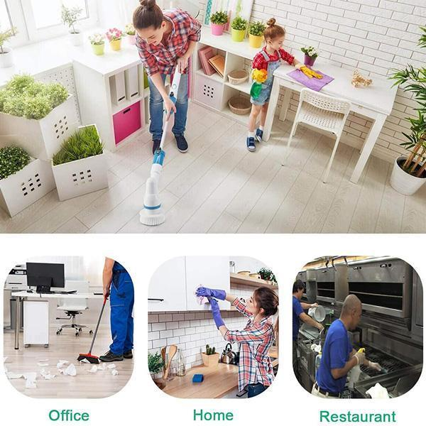 Polaroyal™New Electric Cleaning Brush