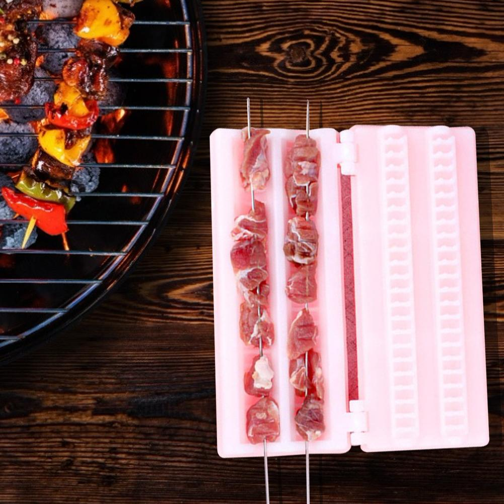 Creative Barbecue Crossed Artifact(BBQ Tools)