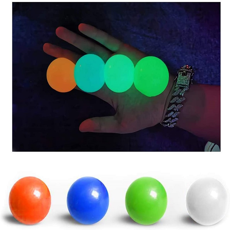 Stress Sticky Balls Toys For Releasing Stress