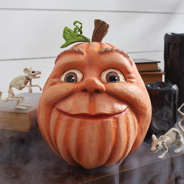 Expressive Pumpkin(stock is limited and is about to sell out)