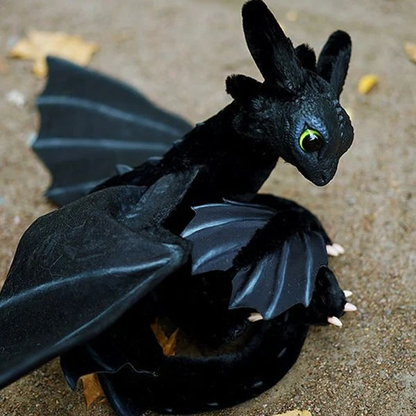TOOTHLESS BABY DRAGON