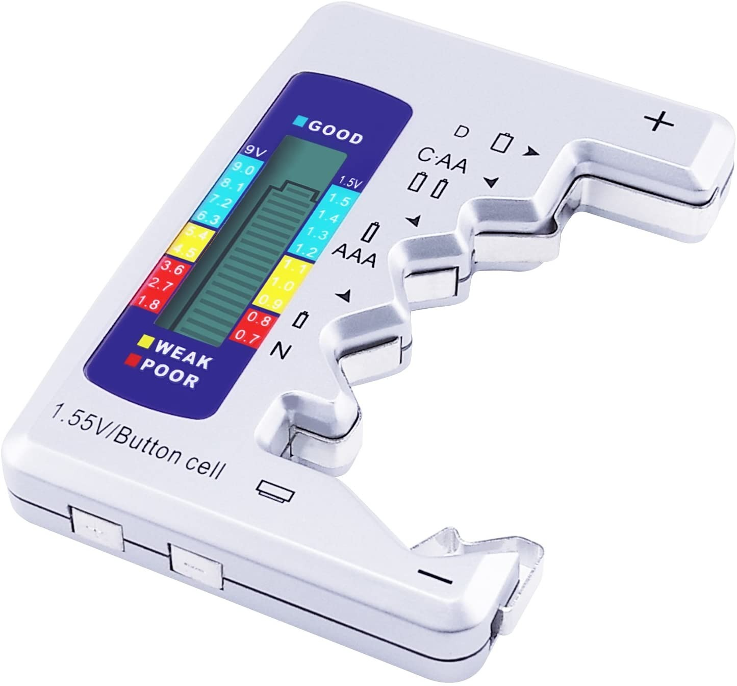 (🔥Easter Promotion - 50% OFF) Digital Battery Tester Checker, Buy 2 Free Shipping