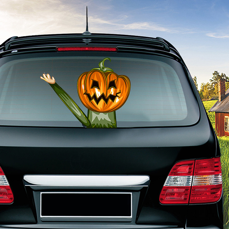 Car stickers and decals car styling rear windshield stickers