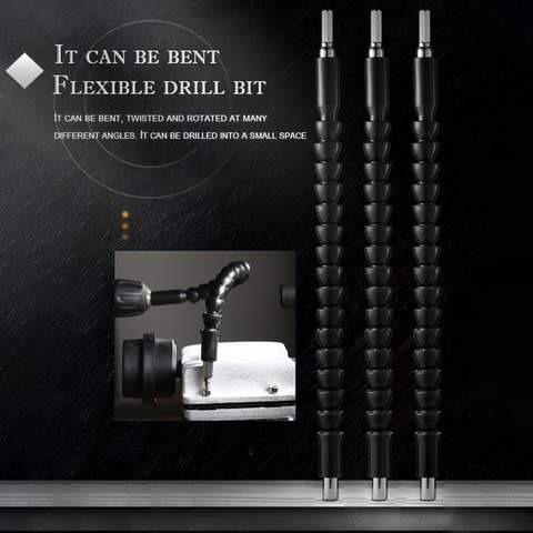 (Early Father's Day Promotions-50% OFF) Flexible Drill Extension Kit (BUY 2 FREE SHIPPING)