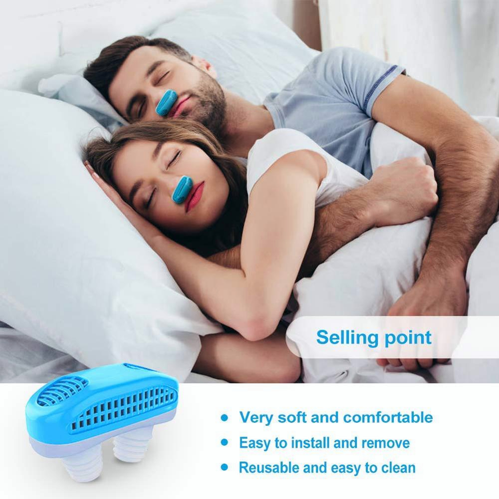 💥Airing: the first hoseless, maskless, micro-CPAP💥