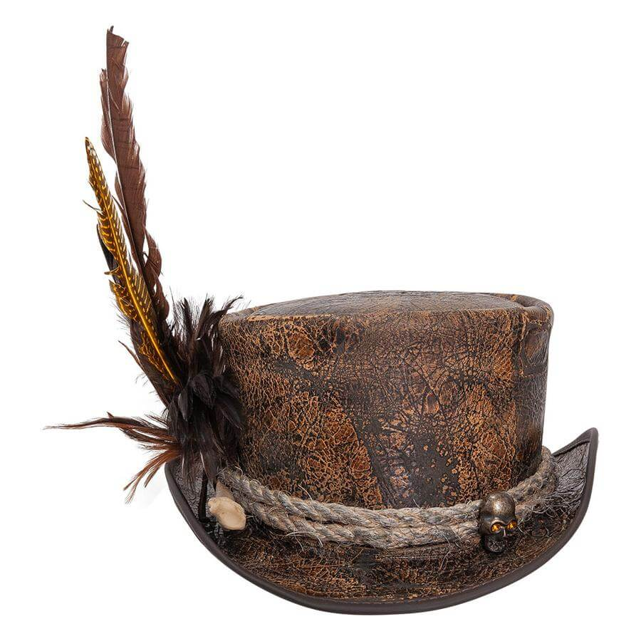 WICCAN BRANDED TOP HAT