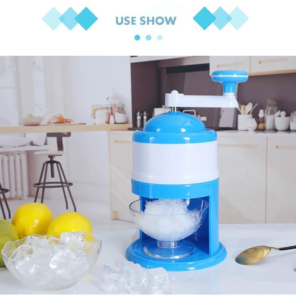 (Last Day Promotions-50% OFF)💥Hand Crank Mini Ice Crusher💥(BUY 2 GET FREE SHIPPING)