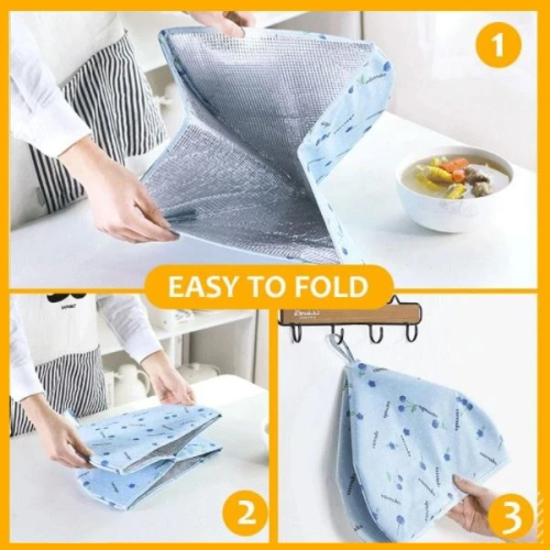 (New Year's Pre-Sale-Save 50% Off) Foldable insulated food cover