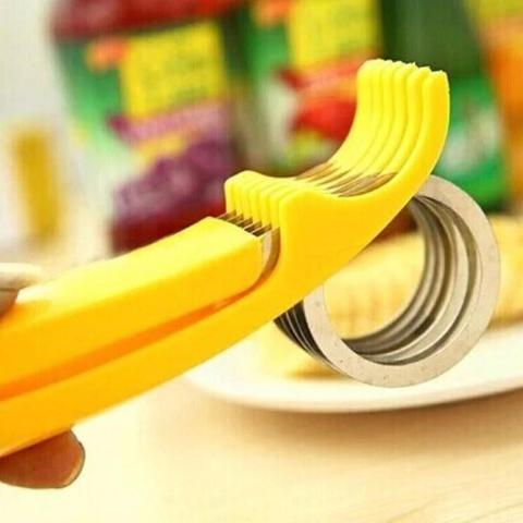 (🔥Clearance Sale - 50% OFF) Perfect Banana Slicer
