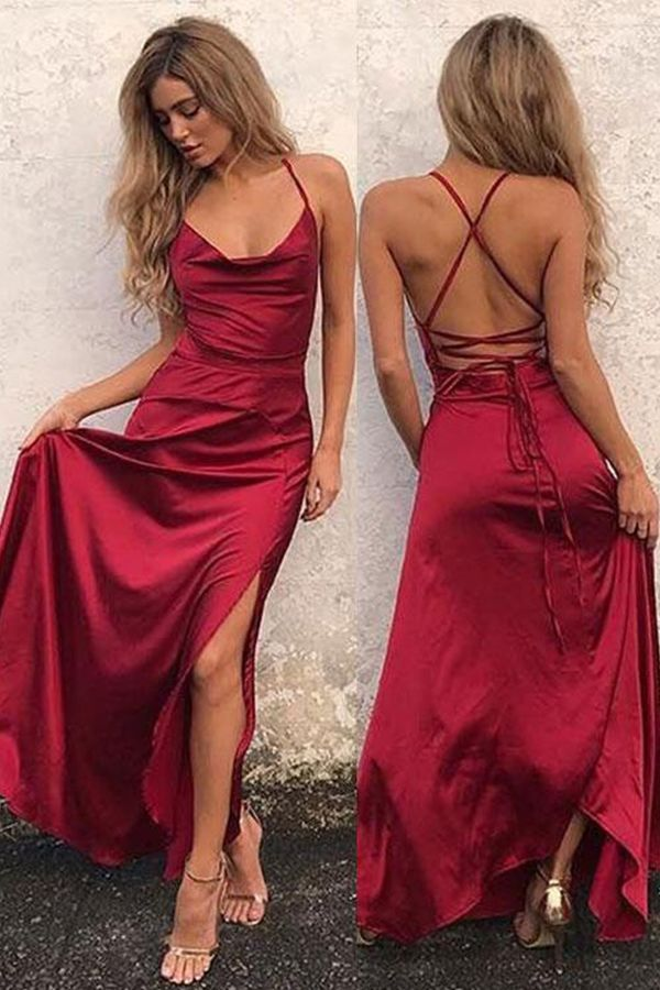 2020 Formal Dresses Party Dresses Affordable Trendy Plus Size Clothing Wear Formal Attire Plus Size Girl Dresses Special Occasions Elegant Long Evening Dresses