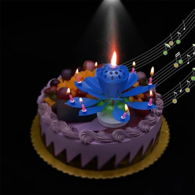 (🔥Clearance Sale - Save 50% OFF) Magical Birthday Candle, Buy 2 Get Extra 10% OFF