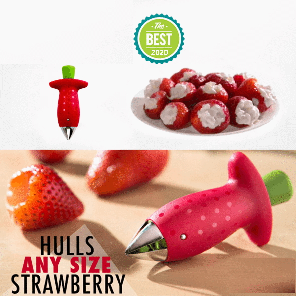 (🔥Clearance Sale - 50% OFF) Magic Strawberry Huller